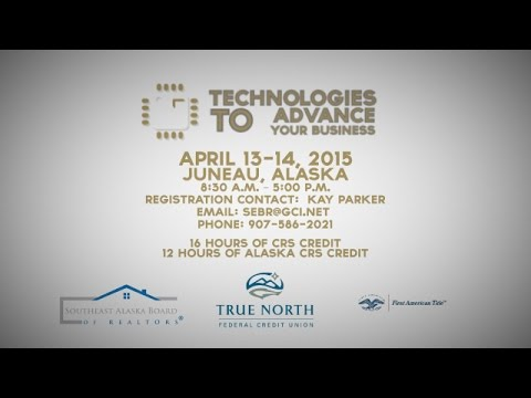CRS Technologies to Advance your Business Coming to Juneau, Alaska!