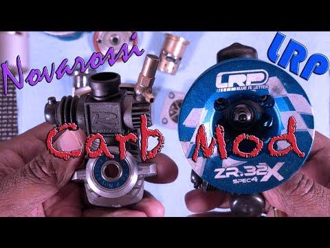 Repeat The Novarossi Paloma Nitro Engine by rajaa111