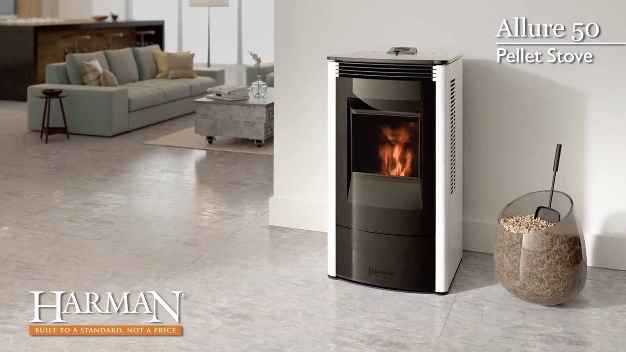 harman allure 50 fireplace youtube