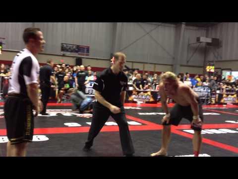 Steve Watts NAGA World Championships No-GI