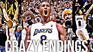 NBA Crazy Endings