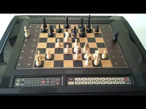 MB Chess Robot - Testing after repair