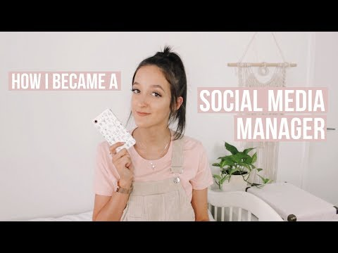 HOW I BECAME A SOCIAL MEDIA MANAGER   MY NEW BUSINESS