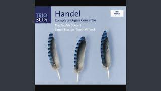 Handel: Organ Concerto No.9 In B Flat, Op.7 No.3 HWV 308 - 2. Organo ad libitum: Adagio - Fuga