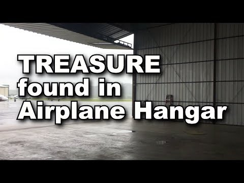 Hellcat Pilot: Surprise Treasure found in Hangar
