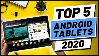 Top 5 BEST Android Tablet (2020)