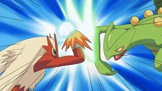 Ash vs. May! | Pokémon: Battle Frontier | Official Clip