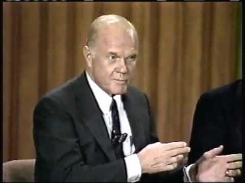 Glenn vs Mondale Presidential Debate
