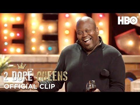 Cheers w/ Tituss Burgess | 2 Dope Queens | HBO