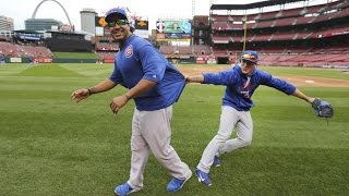 Chicago Cubs Funny Moments / Bloopers | HD