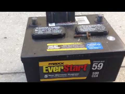 2008 Ford Taurus X Limited 2004 Mustang Oil Change And Battery Replacement