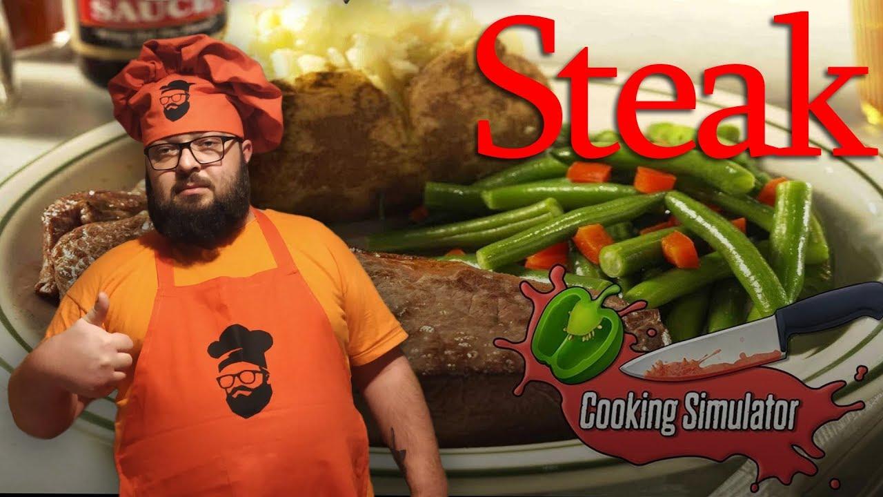 Steak Cooking Simulator (ქართულად ) #1