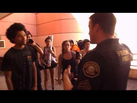 Portland School students protest police in schools