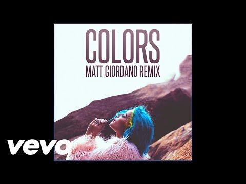 Halsey - Colors (Matt Giordano Remix)