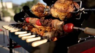 Kabobeque Bbq Grills Commercial