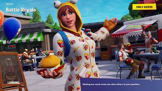 FORTNITE LIVE Living The Noob Life! Are you a girl......?