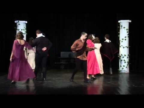 Inszenierung »Don Juan« (Max Frisch) - Schülertheater »Magim«