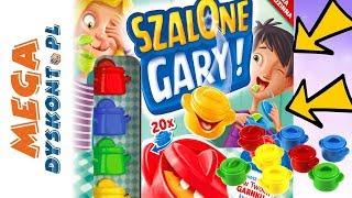 SZALONE GARY  Gra • Challenge  Monia i Agatka