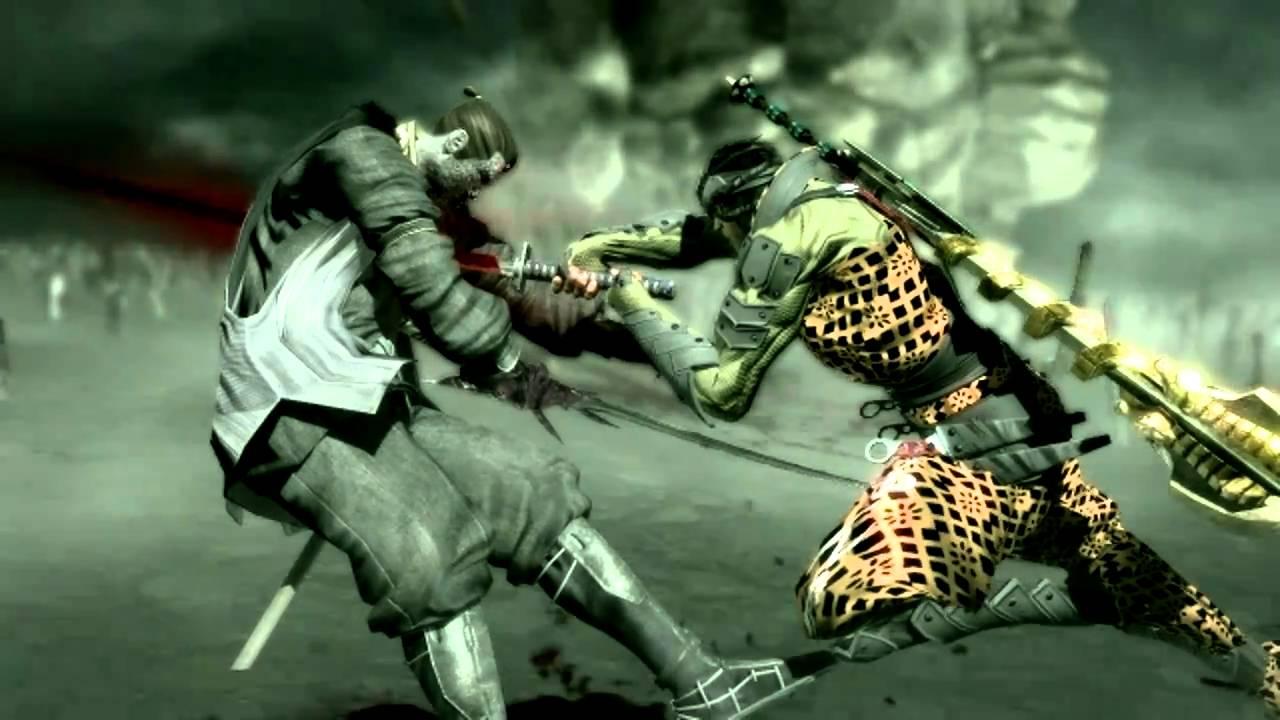 Ninja Blade Boss Fatality QTE 3 of 3 [HD] - YouTube