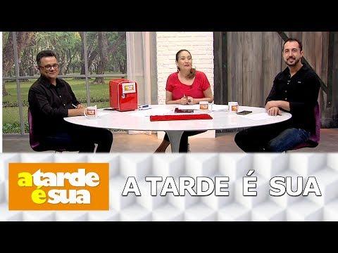 A Tarde é Sua (14/05/18) | Completo