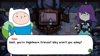 Adventure Time: The Secret of the Nameless Kingdom Walkthrough Part 7 -  3rd Temple Boss + Quests