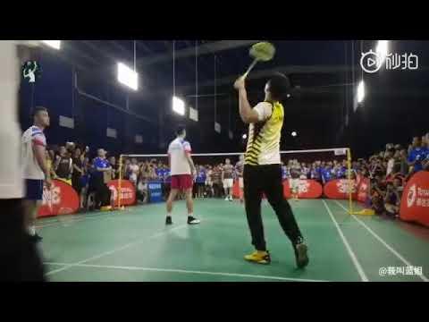 Fu Hai Feng Badminton Exhibition Match 2019 傅海峰双打表演赛2019