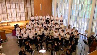 Spirit of Life - Hymn #123 - Combined Choirs and Soloists