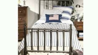 Twin Steel Bed Frame