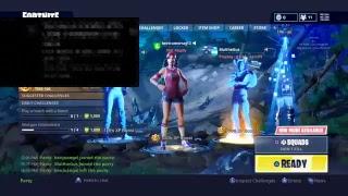 FORTNITE live) pc og ps4 games
