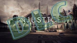 Injustice: Gods Among Us DLC WiiU Game-Review