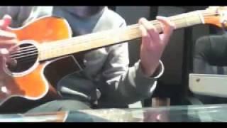 leah plays spiritual groove by antoine dufour