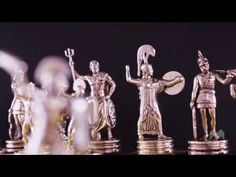 Handcrafted Chess Process - Manopoulos.com