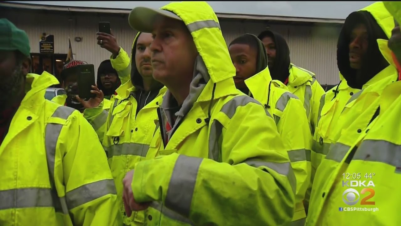 City Sanitation Workers Refuse To Go To Work Over Coronavirus Fears