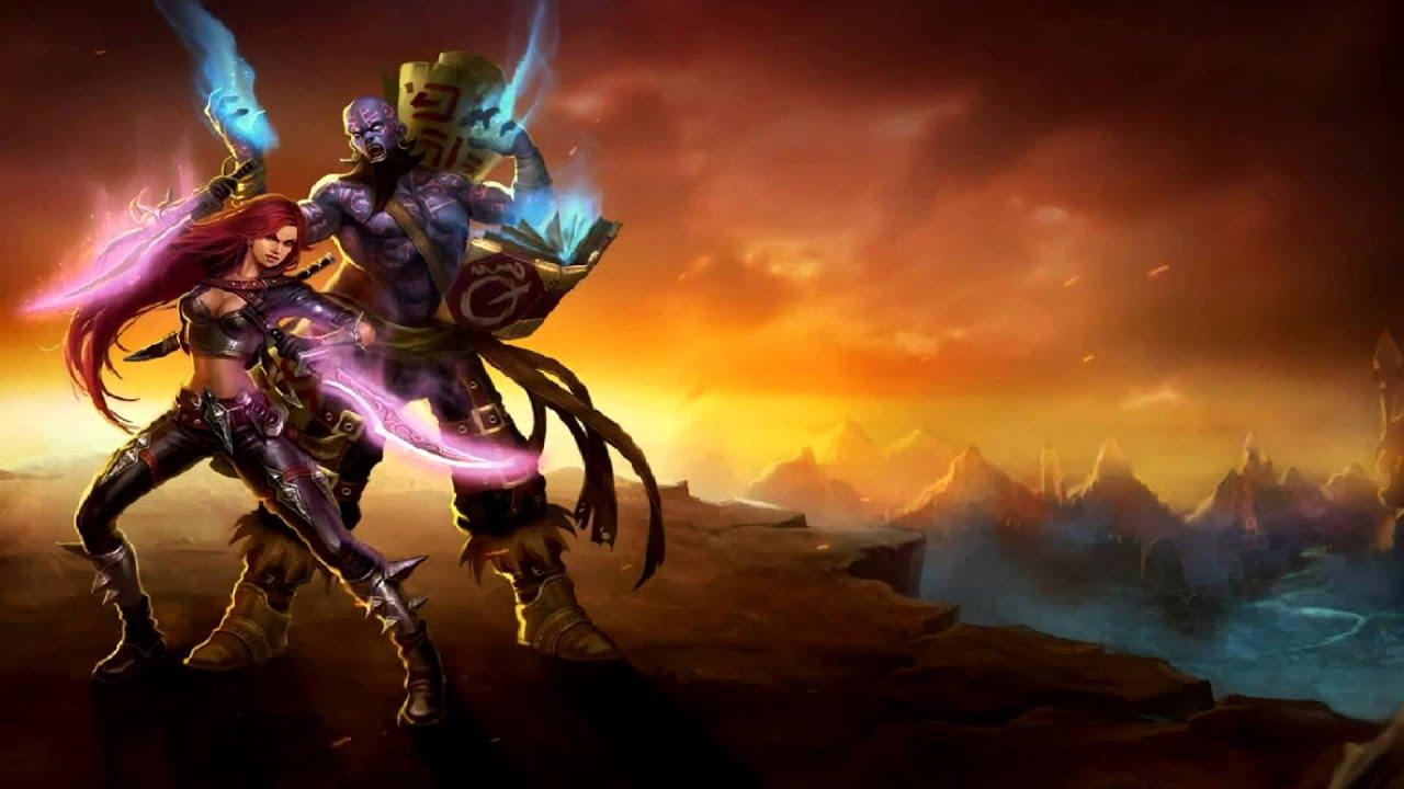 League Of Legends Tunier