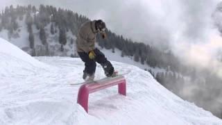 Pleasure Diedamspark: Local Snowboard Bash - 13.02.2014