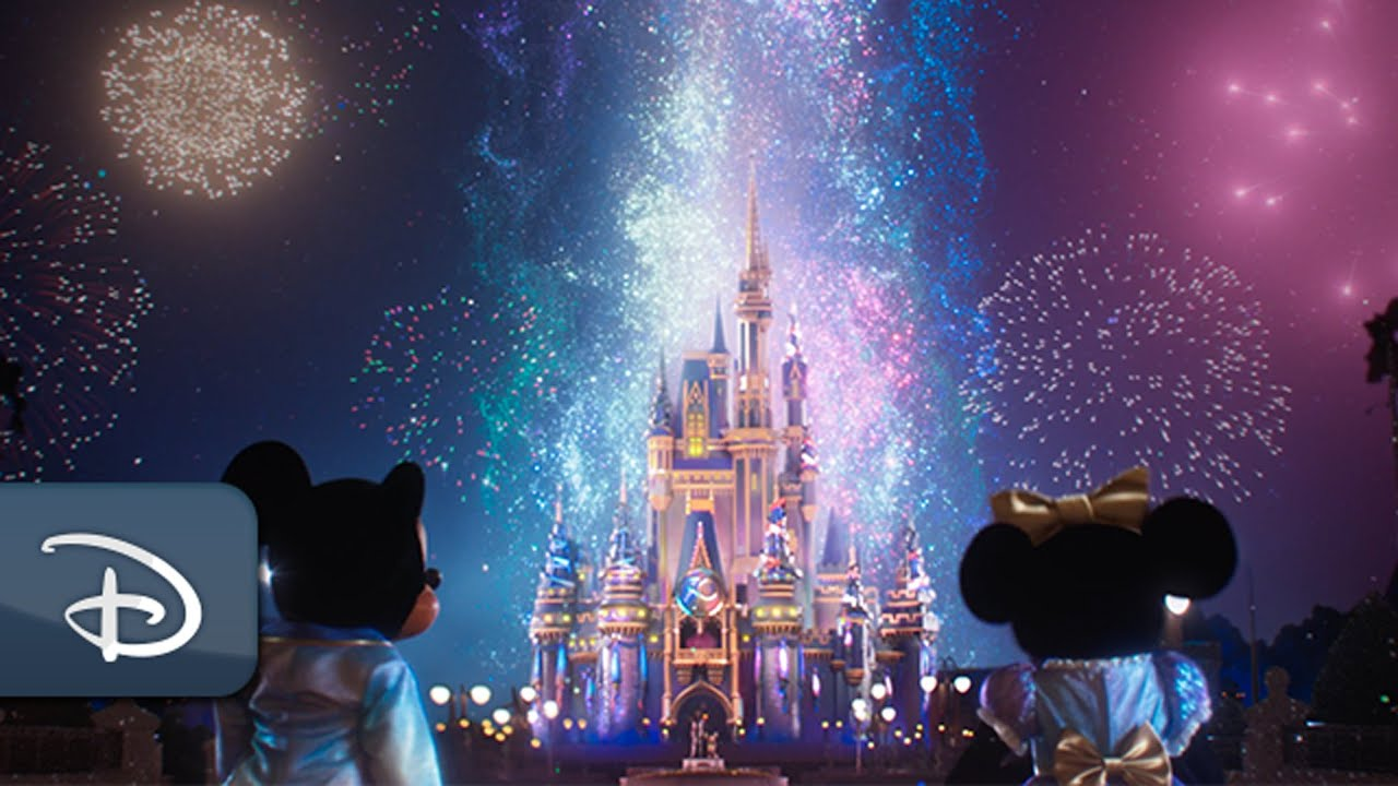 Download The Walt Disney World Resort 50th Anniversary Celebration   Beginning October 1, 2021