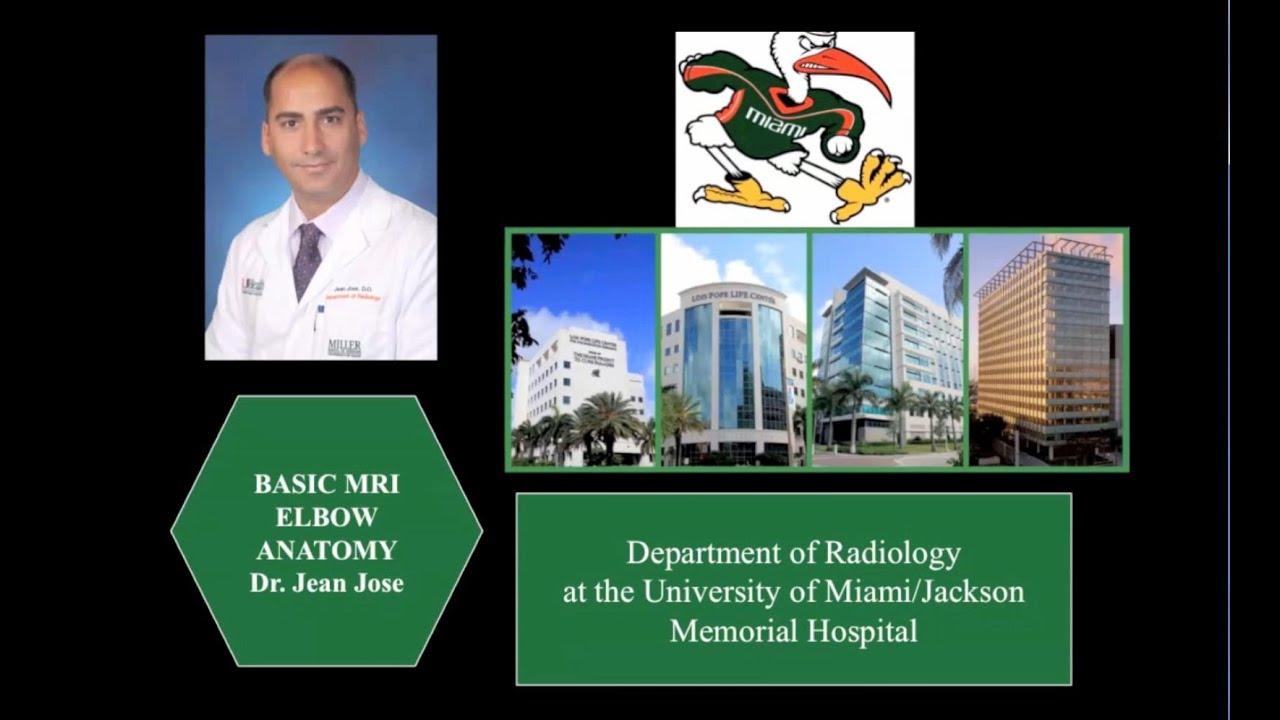 Interpretation of Shoulder MRI: Detailed Anatomy - YouTube