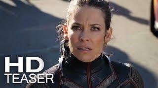 HOMEM-FORMIGA E A VESPA | Teaser Trailer (2018) Legendado HD