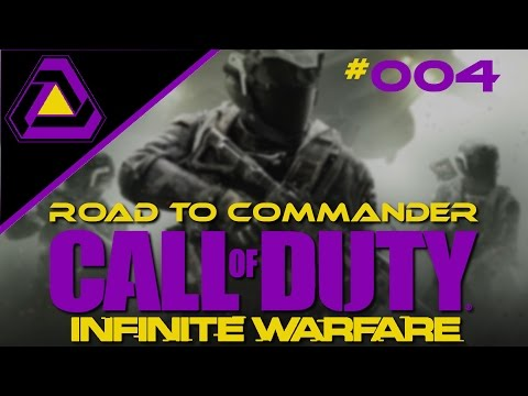 Infinite Warfare Multiplayer RTC #004 - Mit Erad zum Warden - Call of Duty Deutsch