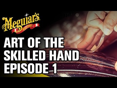 Art of the Skilled Hand - Episode 1 - Pinstriper
