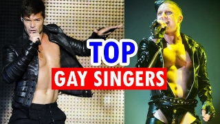 TOP GAY SINGERS Out of the closet | Troye Sivan, Mika, Ricky Martin & more