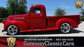 1946 Chevrolet Pickup Gateway Classic Cars #1116 Houston Showroom