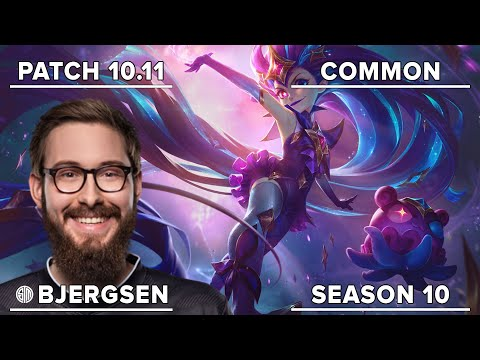 Bjergsen Zoe Vs Sylas Mid - NA Challenger Patch 10.11