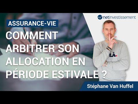 Assurance-vie : comment arbitrer son allocation en période estivale ? [Vidéo BFM]