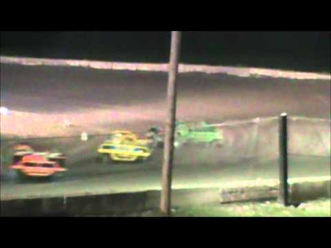 Street Stock Feature 6-15-12