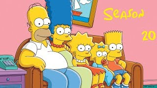All couch gags - Each Episode - Simpsons [Season 20]