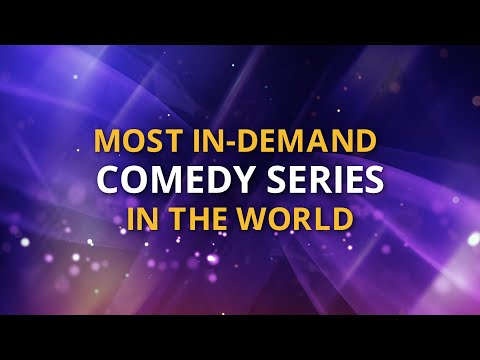 Global TV Demand Awards Race - Most In-Demand Comedy Series