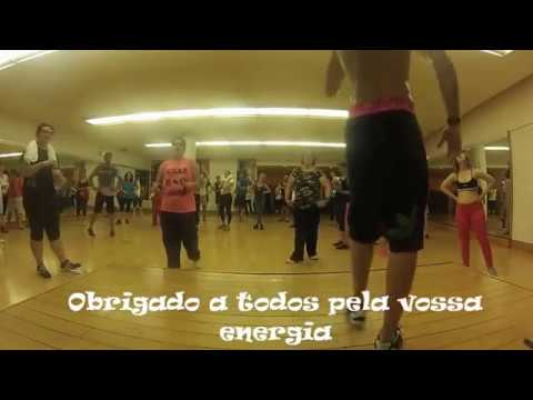 Zumba Bailando GoPro3 Hugo Rocha