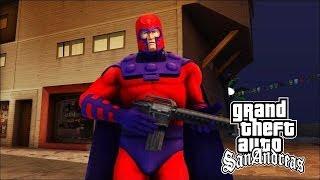 GTA San : Magneto