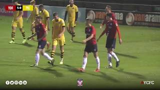York City Goal of the Month - November
